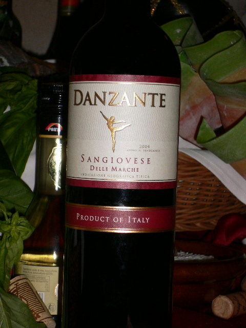 061.Danzante Sangiovese
