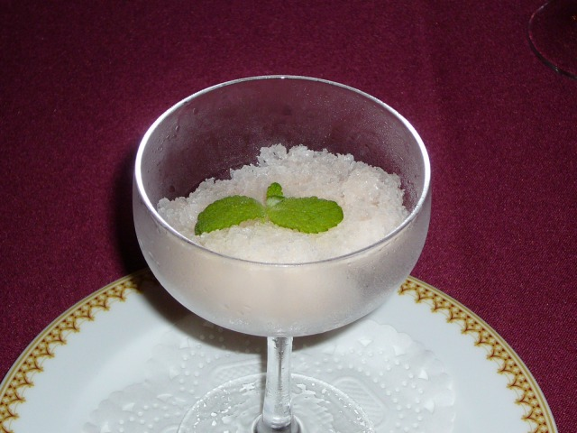 060.Apple-Mint Granita