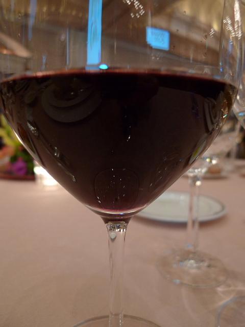 13.赤ワイン