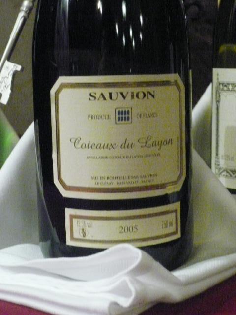 031.Coteaux du Layon (Sauvion et Fils)