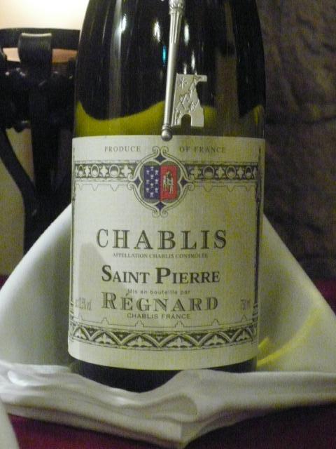 062.Chablis Saint Puerre (Regnard)