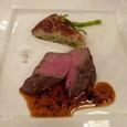 062 前沢牛フィレ肉のポワレ