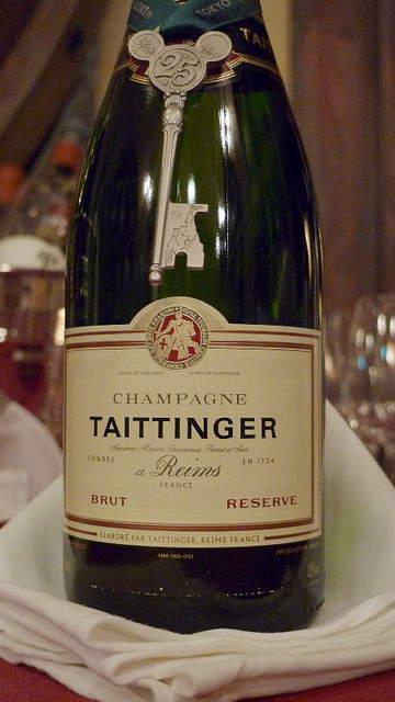 003 Taittinger Brut Reserve (Taittinger)