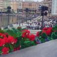 ポンテ・ヴェッキオからリドアイルを望む