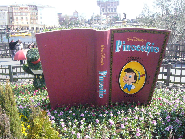 ピノキオ絵本
