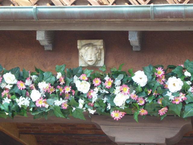 ポンテベッキオ花盛り