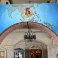 パッサジョ・ミラコスタの天井飾り