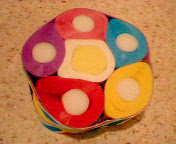 エテールノで使う紙テープ