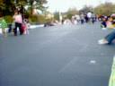 平和なパレードルート