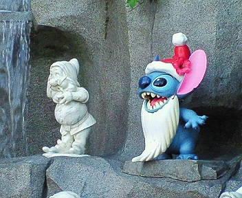 白雪姫の願いの井戸