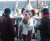 フィッシャーマンセーター熊