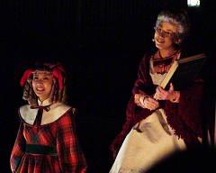 アンおばさんとベス