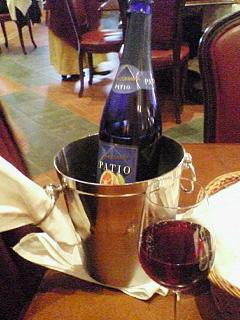 低アルコールワイン「パティオ」