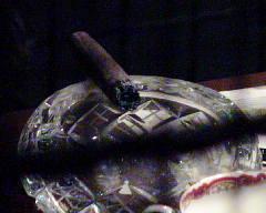 吸いさしの葉巻