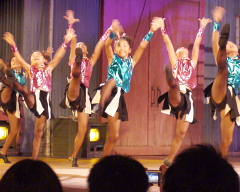 YOU JAZZ DANCE STUDIO