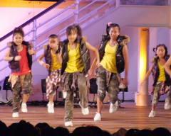 C.S dance girl's