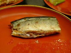 骨なし秋刀魚