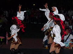 女海賊ダンサー