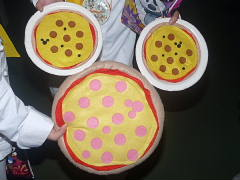パンギャラクティック・ピザ