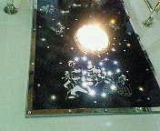 リゾートクルーザー室内天井