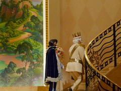 国王陛下と大公殿下