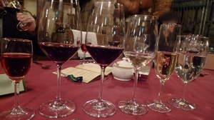 プレミアムダイニングで呑んだワイン