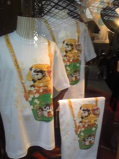 ポップコーンバケツTシャツ