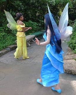 妖精のお帰り