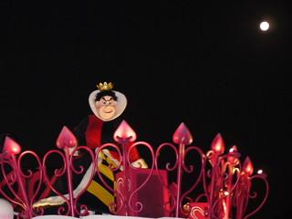 月とハートの女王