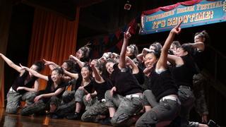 栄北高等学校 ダンス部