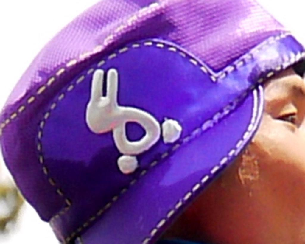 エッグハンターの帽子