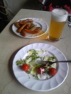 本日の食事