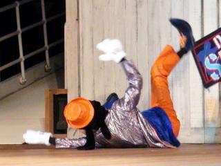ダンスショーケース