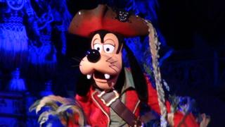 海賊の長グーフィー