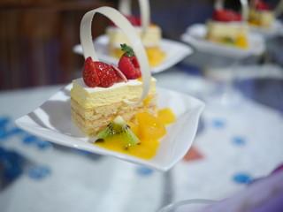 トロピカルフルーツケーキ
