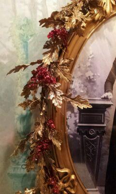 カメラセンターのクリスマス飾り