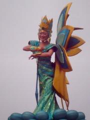 プルートの船の女神さま
