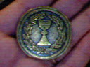 ビール引き替え用のメダル