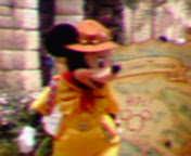 探検家ミッキー