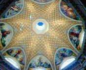 ミラコスタの天井画