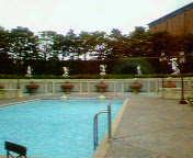 テルメヴェネツィア室外プール