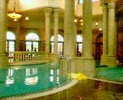 テルメヴェネツィア室内プール