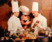 Disney Hotels Dining Guide表紙写真