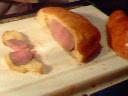 フィレ肉のブリオット包み
