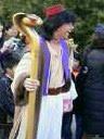 コブラの杖を持つアラジン
