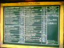 インフォメーションボード