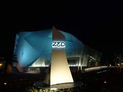 ZEDのモニュメント