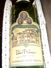ザンビーニ・ブラザーズのワイン