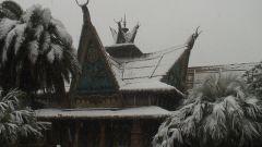 雪のチキルーム