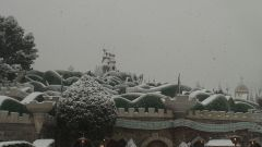 雪のバンケットホール